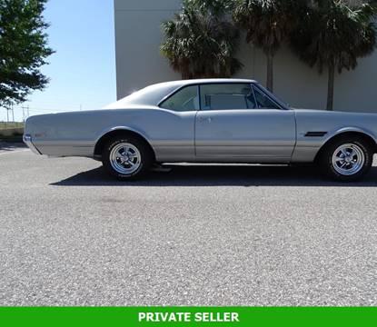 1966 Oldsmobile 442 for sale in Rancho Cordova, CA