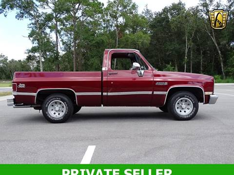 1984 GMC Sierra 1500 for sale in Rancho Cordova, CA