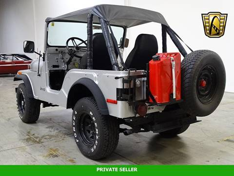 1975 Jeep CJ-7 for sale in Rancho Cordova, CA