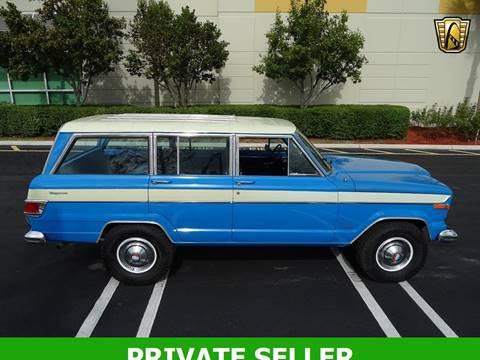 1977 Jeep Wagoneer for sale in Rancho Cordova, CA