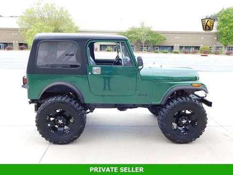 1985 Jeep Scrambler for sale in Rancho Cordova, CA