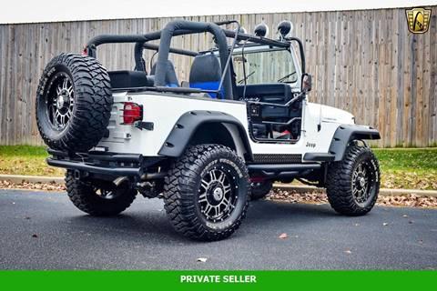 1993 Jeep Wrangler for sale in Rancho Cordova, CA