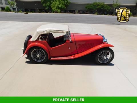 1949 MG MGC for sale in Rancho Cordova, CA