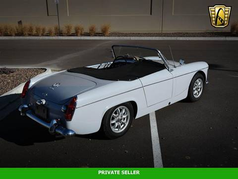 1962 MG Midget for sale in Rancho Cordova, CA