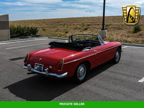1964 MG MGB for sale in Rancho Cordova, CA