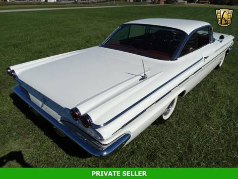 1960 Pontiac Bonneville for sale in Rancho Cordova, CA