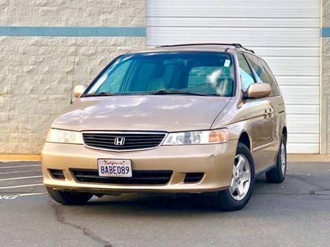 2001 Honda Odyssey for sale in Rancho Cordova, CA
