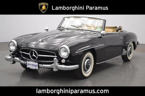 Mercedes benz 190 class for sale for Mercedes benz of paramus