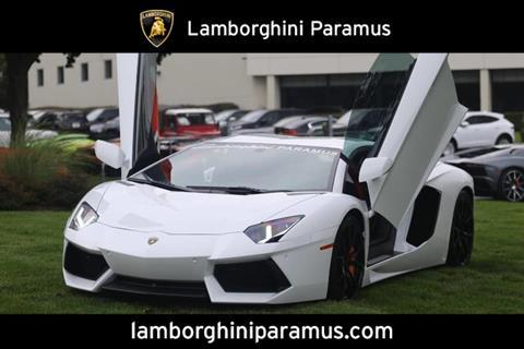 Used Lamborghini For Sale In New Jersey Carsforsale Com