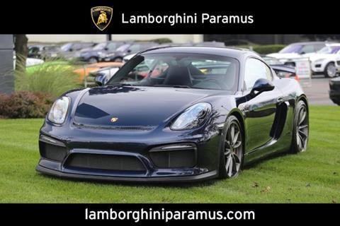 2016 Porsche Cayman for sale in Paramus, NJ