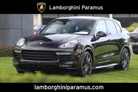 2016 Porsche Cayenne for sale in Paramus, NJ