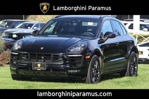 2017 Porsche Macan for sale in Paramus, NJ