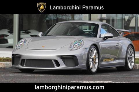 2018 Porsche 911 for sale in Paramus, NJ