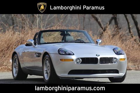 2001 BMW Z8 for sale in Paramus, NJ