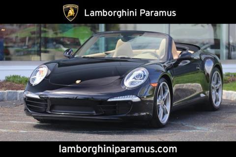 2016 Porsche 911 for sale in Paramus, NJ