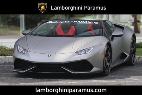 Used Lamborghini Huracan For Sale In New Jersey Carsforsale Com