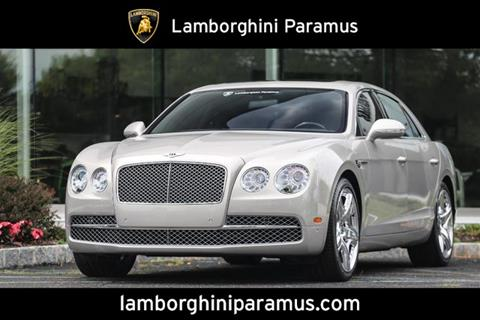 2015 Bentley Flying Spur for sale in Paramus, NJ