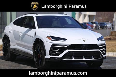 2019 Lamborghini Urus for sale in Paramus, NJ