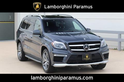 2015 Mercedes-Benz GL-Class for sale in Paramus, NJ