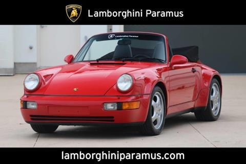 1992 Porsche 911 for sale in Paramus, NJ