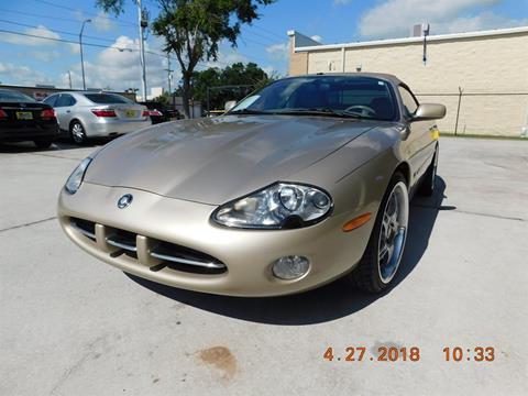 2001 Jaguar XK Series For Sale In Lakeland, FL