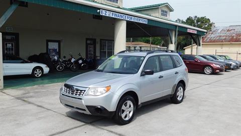 2011 Subaru Forester for sale in Lakeland, FL