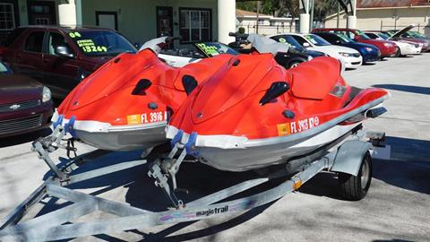 2005 Yamaha VX110 Deluxe for sale in Lakeland, FL