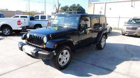 2011 Jeep Wrangler Unlimited for sale in Lakeland, FL
