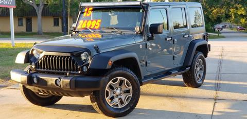 jeep wrangler for sale in port orange fl. Black Bedroom Furniture Sets. Home Design Ideas