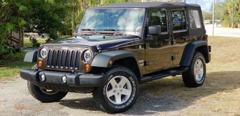 2013 Jeep Wrangler Unlimited For Sale In Port Orange, FL