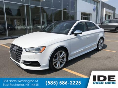 Audi S For Sale In New York Carsforsalecom - Audi s3 used cars