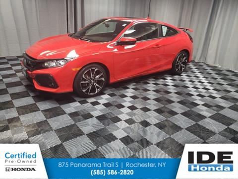 2017 Honda Civic for sale in Rochester, NY
