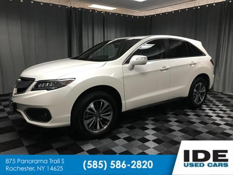 2018 Acura RDX for sale in Rochester, NY