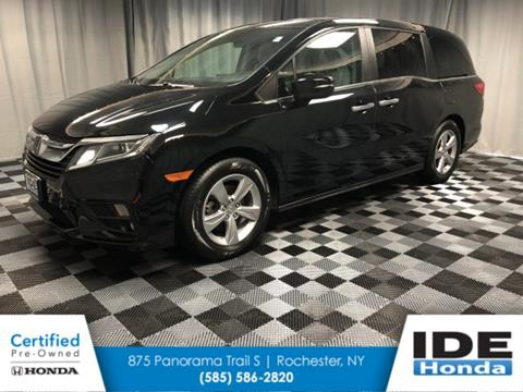 2018 Honda Odyssey for sale in Rochester, NY