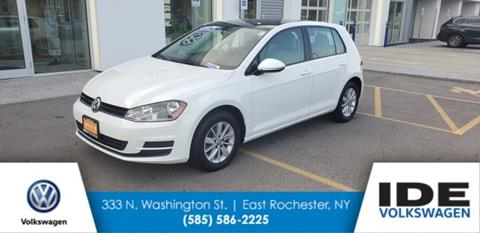 2016 Volkswagen Golf for sale in Rochester, NY
