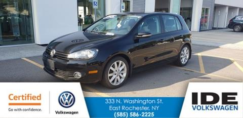 2011 Volkswagen Golf for sale in Rochester, NY