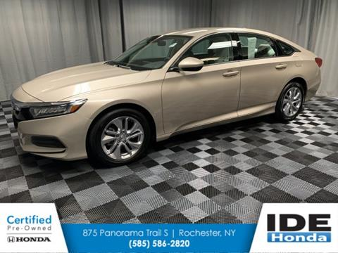 2019 Honda Accord for sale in Rochester, NY