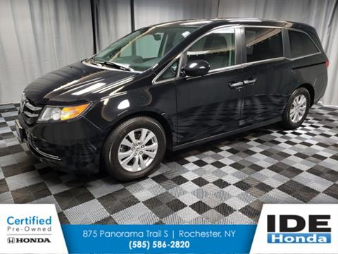 2016 Honda Odyssey for sale in Rochester, NY