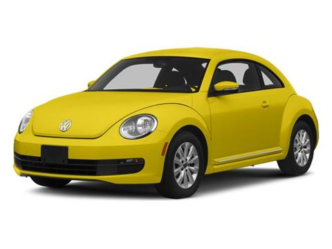2014 Volkswagen Beetle for sale in Rochester, NY