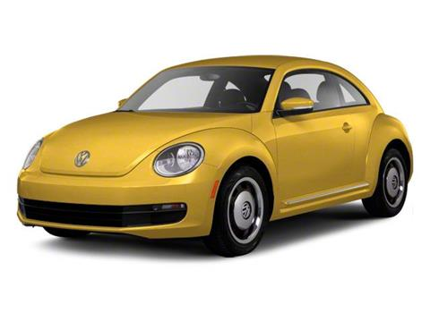 2012 Volkswagen Beetle for sale in Rochester, NY