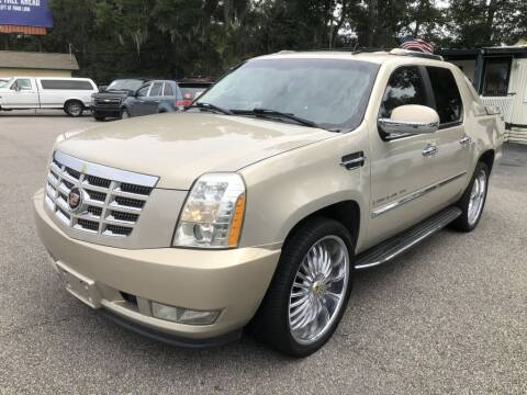 2007 Cadillac Escalade EXT for sale at Auto Cars in Murrells Inlet SC