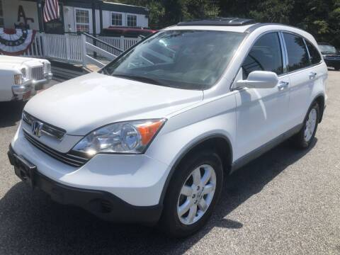 2008 Honda CR-V for sale at Auto Cars in Murrells Inlet SC