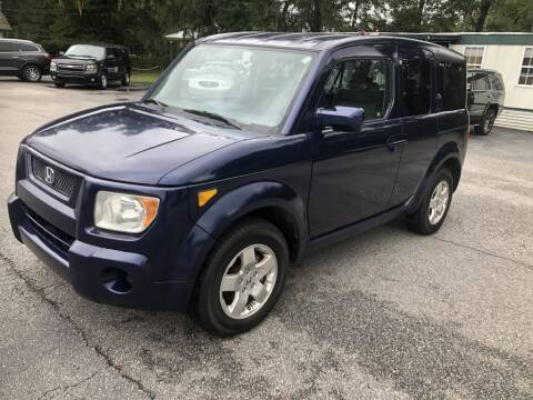 2003 Honda Element for sale at Auto Cars in Murrells Inlet SC