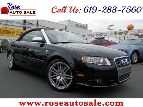 2009 Audi S4 For Sale Carsforsale