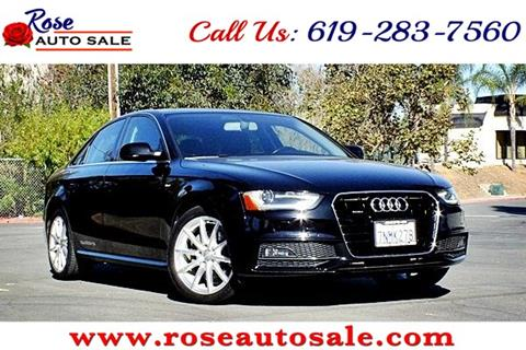 audi for sale in san diego ca. Black Bedroom Furniture Sets. Home Design Ideas