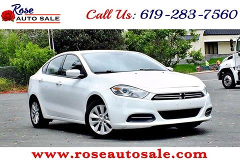 2015 Dodge Dart for sale in San Diego, CA