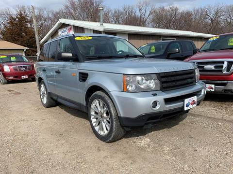 2006 Land Rover Range Rover Sport for sale in Indianola, IA