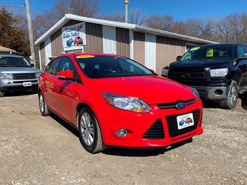 2012 Ford Focus for sale in Indianola, IA