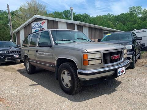 1999 GMC Yukon for sale in Indianola, IA