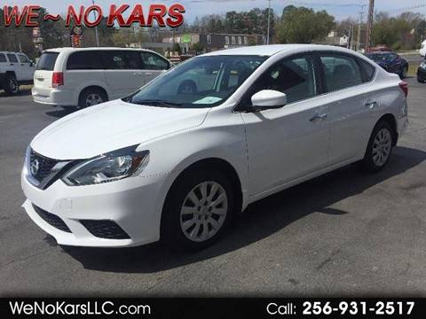 2017 Nissan Sentra for sale in Arab, AL